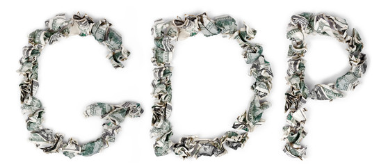 GDP - Crimped 100$ Bills