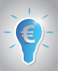 euro idea light bulb cut out