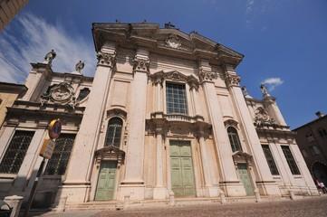 Mantova Piazza Sordello Duomo