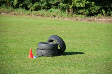 3 Tyres for Fitness Bootcamp