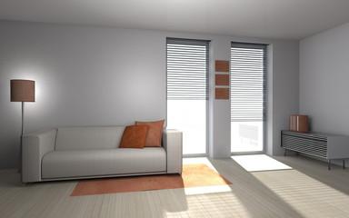 modern livingroom interior | Wohndesign