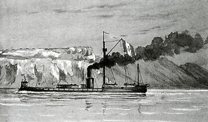 Huáscar - peruvian armoured turret ship
