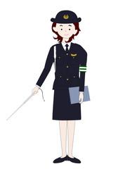 婦人警察官の仕事