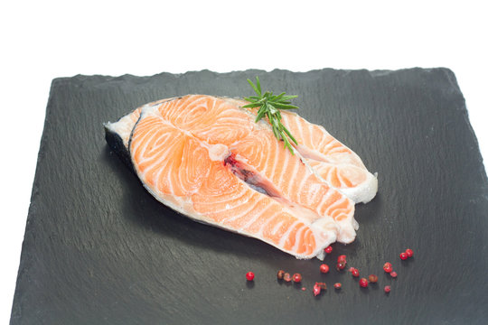 darnes de saumon