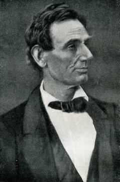Abraham Lincoln - member of House of Representatives