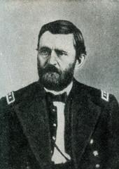 US general Ulysses Grant