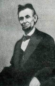 Abraham Lincoln (last photo, 19. april, 1865)
