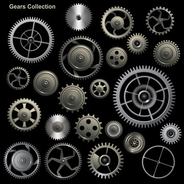 Gear collection