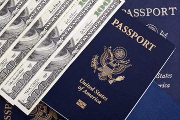 Cash & Passports