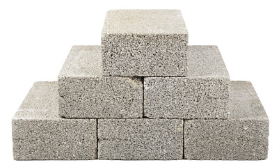 Construction Blocks Pyramid
