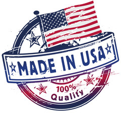 Stempel made in usa
