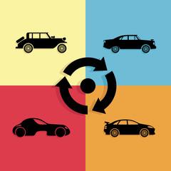 Car poster.