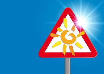 PANNEAU-Coups de soleil