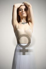 symbol kobiety