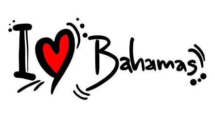 Bahamas love