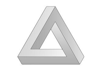 Escher triangle