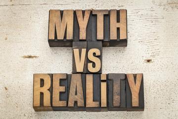 myth versus reality