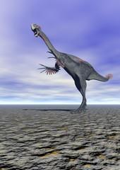 dinosaur gigantoraptor
