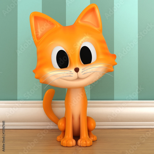 Why are orange cats so weird