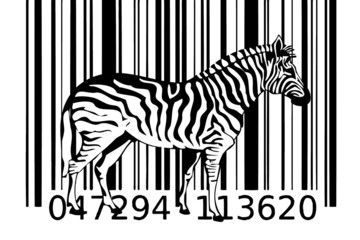 zebra bar code idea 2