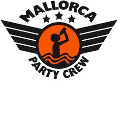 Mallorca Party Crew Design