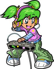 Anime Manga DJ