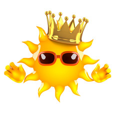 Sunshine is king