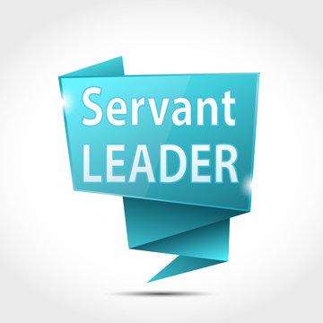 bulle origami cs5 : servant leader