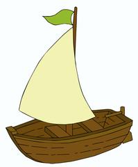 sailing,