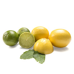 photo of ripe lemons
