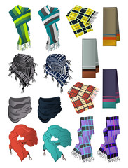 Male scarves
