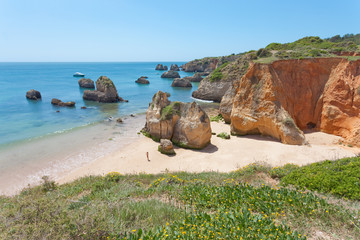 Portugal - Algarve - Praia do Vau