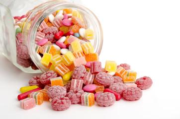 In de dag Snoepjes Süßigkeiten