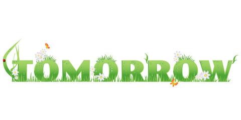 Green(Eco) Tomorrow