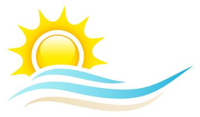 Sun, Waves & Beach