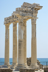 The Temple of Apollon @Side