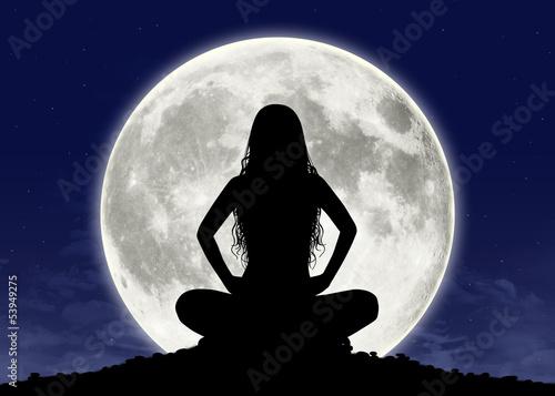 Похудеть на убывающей луне Правда ли это?