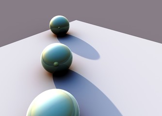3 sfere 3
