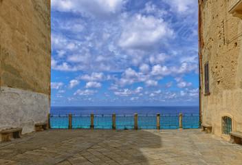 Wall Mural - Tropea italy