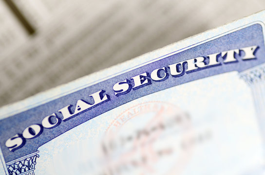Social Security and retirement income