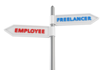 Two ways of job