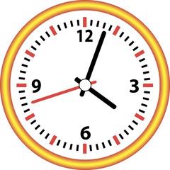 Иконка с изображением часов