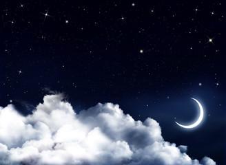 quiet Night, background