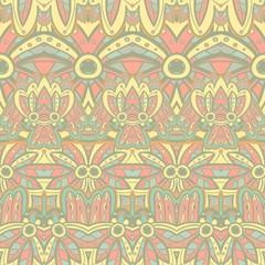 American Indian seamless pattern