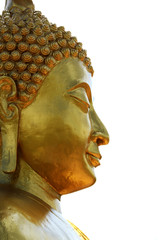 face image of Buddha