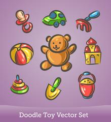 Doodle Toy set