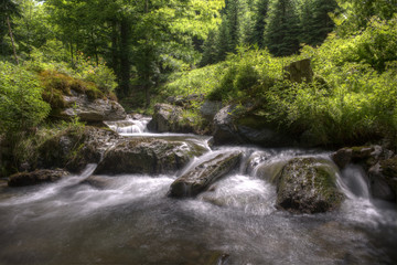 River ,  HDR
