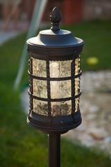 Lantern close up