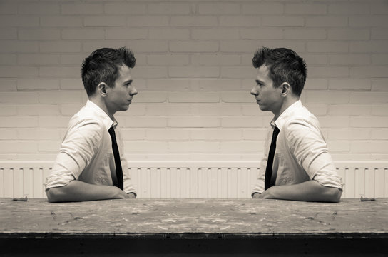 mirroring in the communication conversation