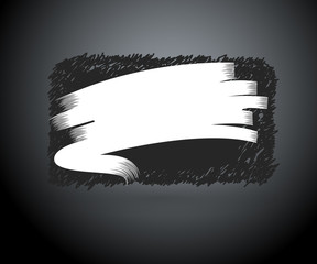 Grunge Scribble Background Design